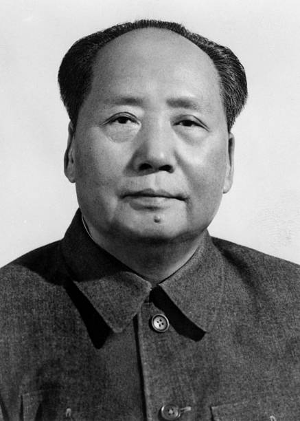 Mao Zedong, Chinese Communist revolutionary and leader ...