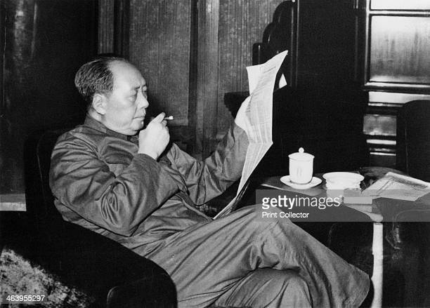 Mao Zedong Chinese Communist revolutionary and leader c1960s The son of a peasant farmer Mao Zedong led the Red Army which undertook the epic Long...