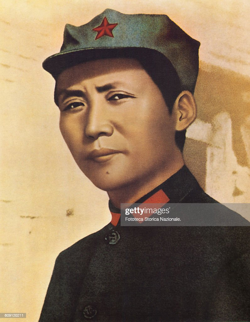 UNS: 26th December 1893 - Mao Zedong, Founding Father of People's Republic of China Born