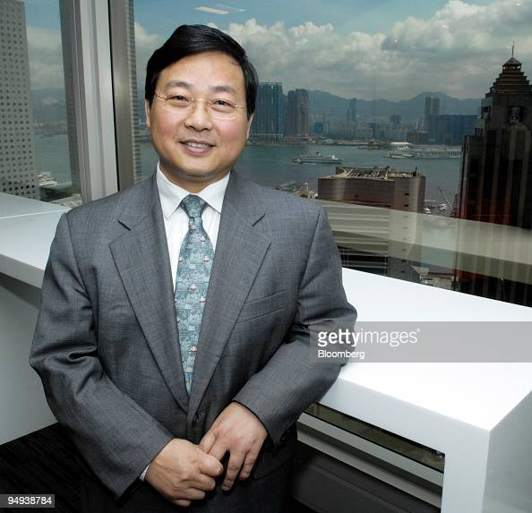 Mao Zefeng, head of Investor relations and assistant secretary to