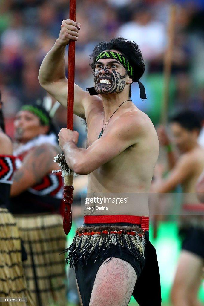 AUS: Indigenous All Stars v Maori All Stars