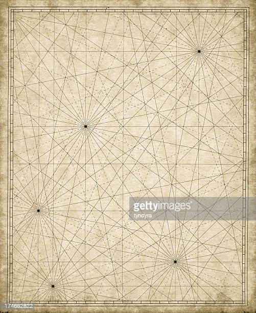 map grid - cartography stock photos and pictures