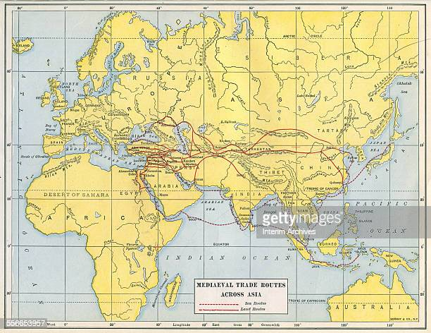 East Asia Political Map Stock Photos And Pictures Getty Images