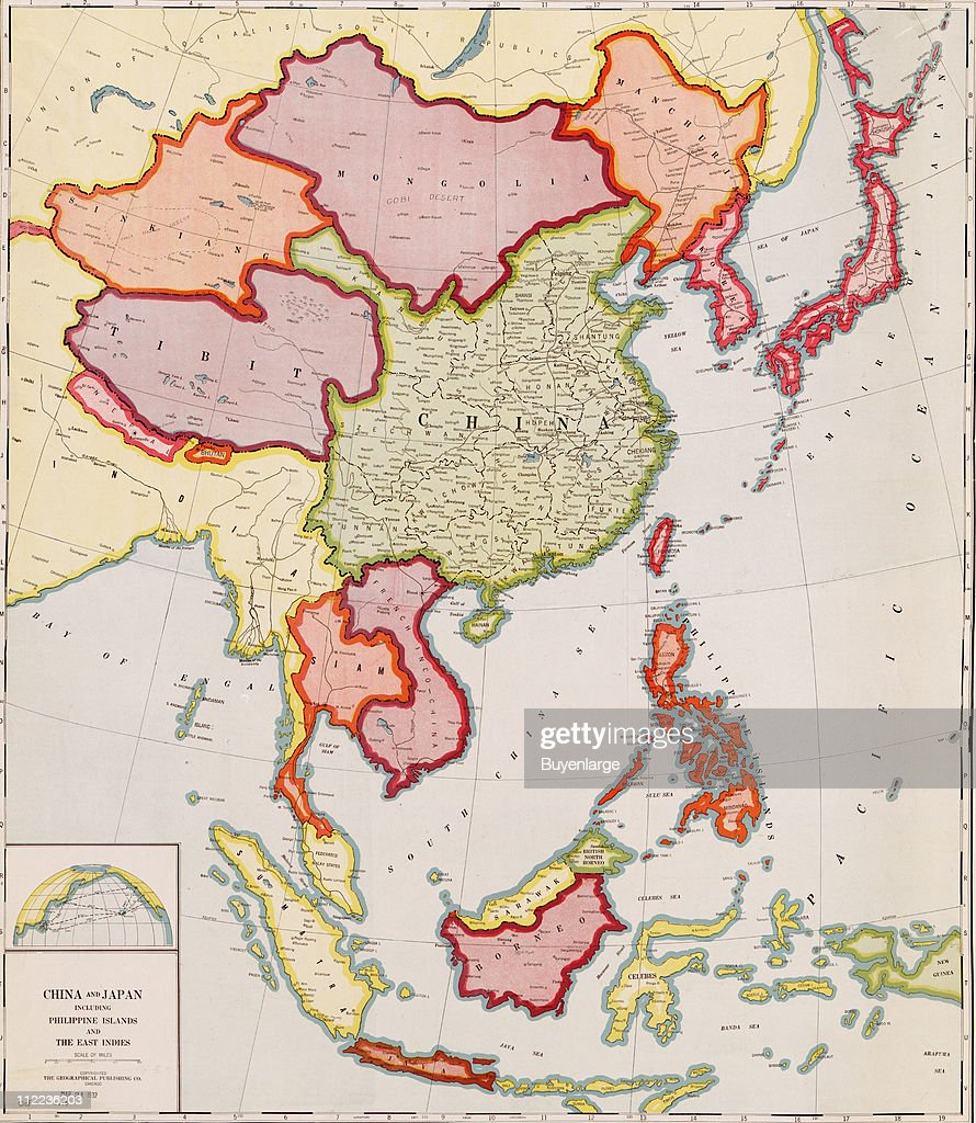 Countries Of The Far East Pictures | Getty Images