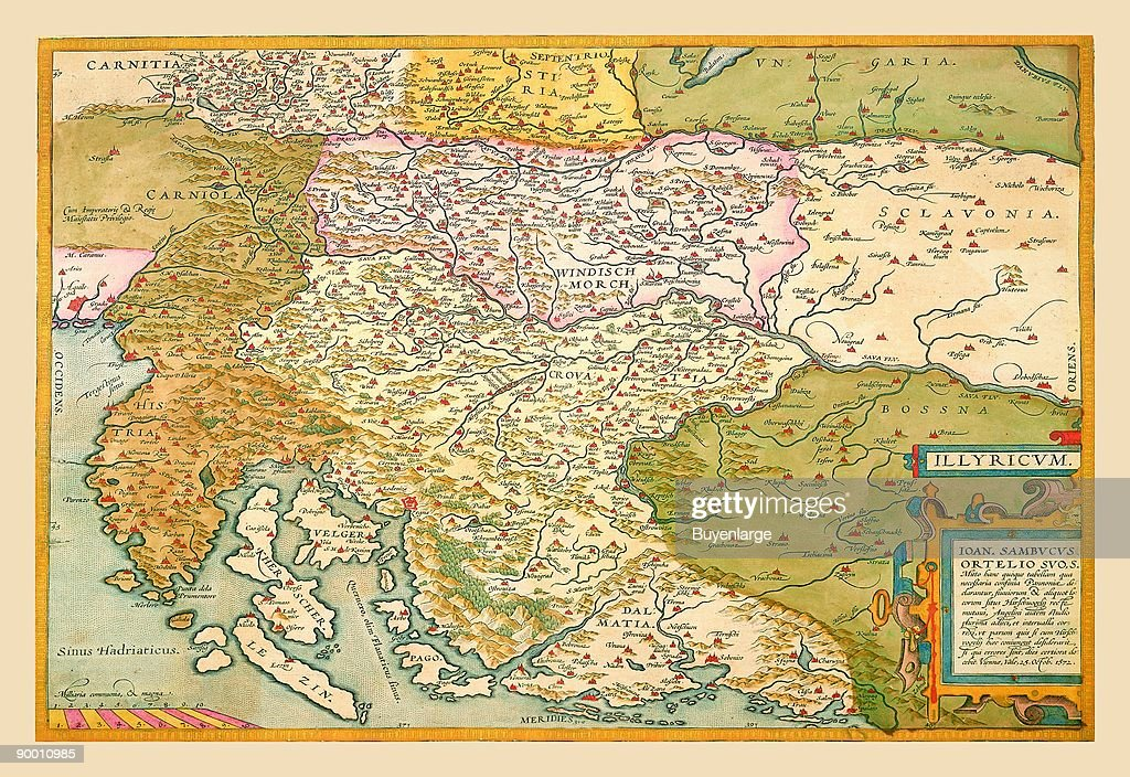 Map of Eastern Europe News Photo | Getty Images