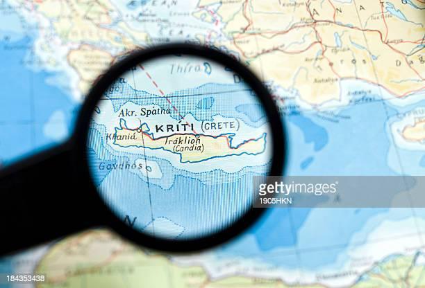Map of Kriti