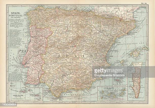 16 Azores Islands Map Photos And Premium High Res Pictures Getty Images
