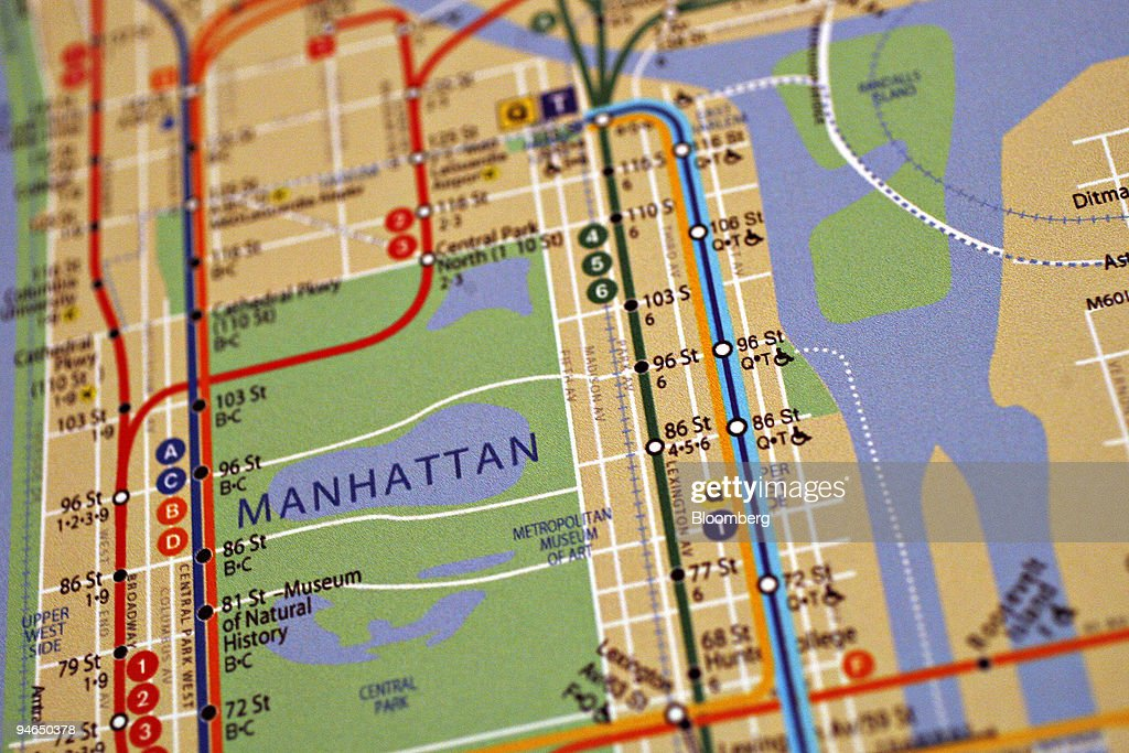 a map of the new york city subway with the addition of the 2nd avenue subway