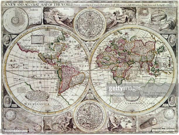 Map of the World Speed John