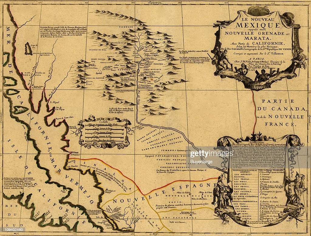 Mexico California 1742 Pictures Getty Images