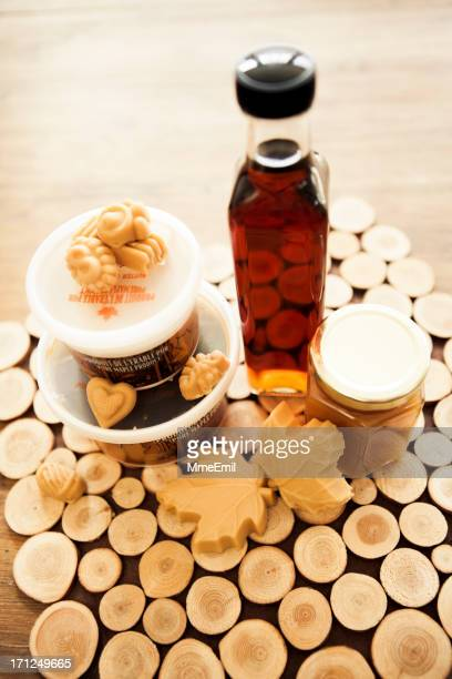 Maple Goodies From Quebec