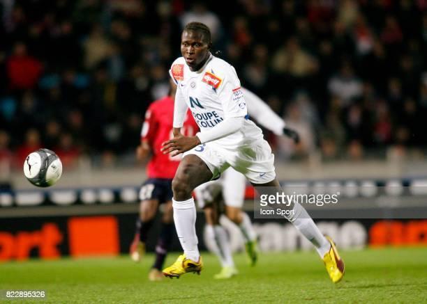 Mapou YANGAMBIWA Lille / Montpellier 30e journee Ligue 1 Stadium Nord Villeneuve d'Ascq