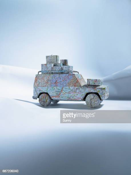 mapsurface navigation car - gps map stock photos and pictures