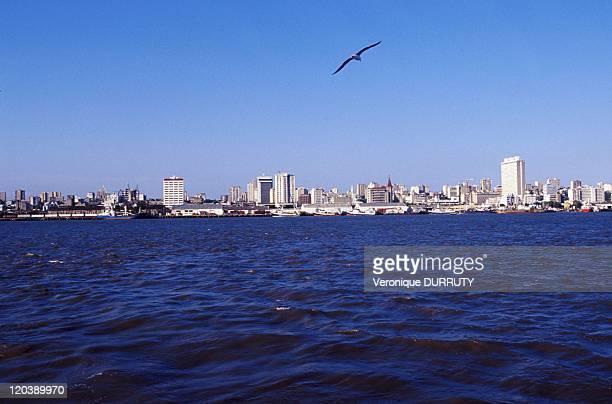 Maputo in Mozambique Afica