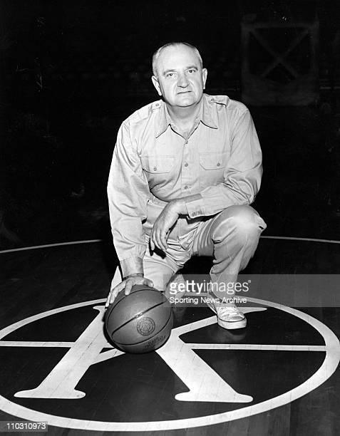 Mar 11 1954 Louisville KY USA Kentucky Coach ADOLPH RUPP in 1954
