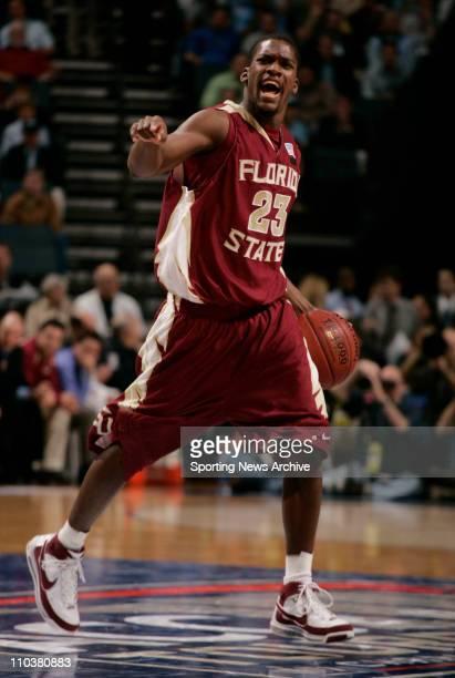 Mar 14, 2008 - Charlotte, North Carolina, USA - North Carolina against Florida State TONE DOUGLAS during the 2008 Atlantic Coast Conference ACC...
