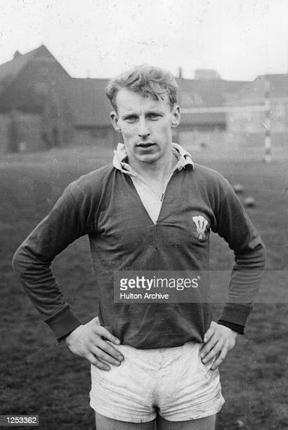 Ken Scotland Rugby fullback for Cambridge and Scotland Mandatory Credit Allsport Hulton/Archive