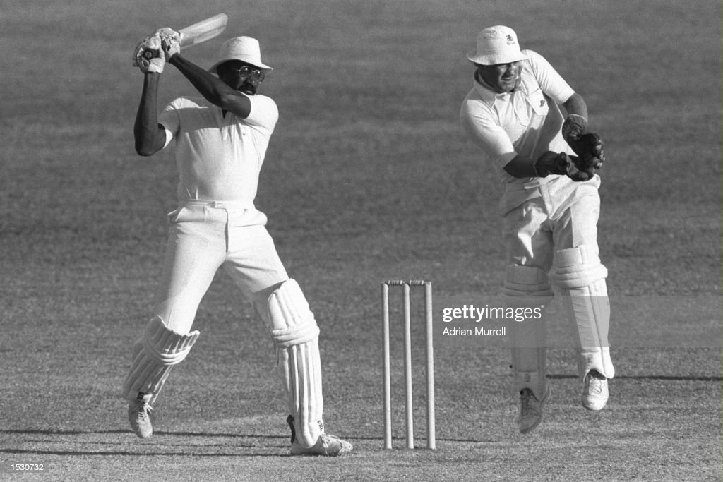 Clive Lloyd of the West Indies : News Photo
