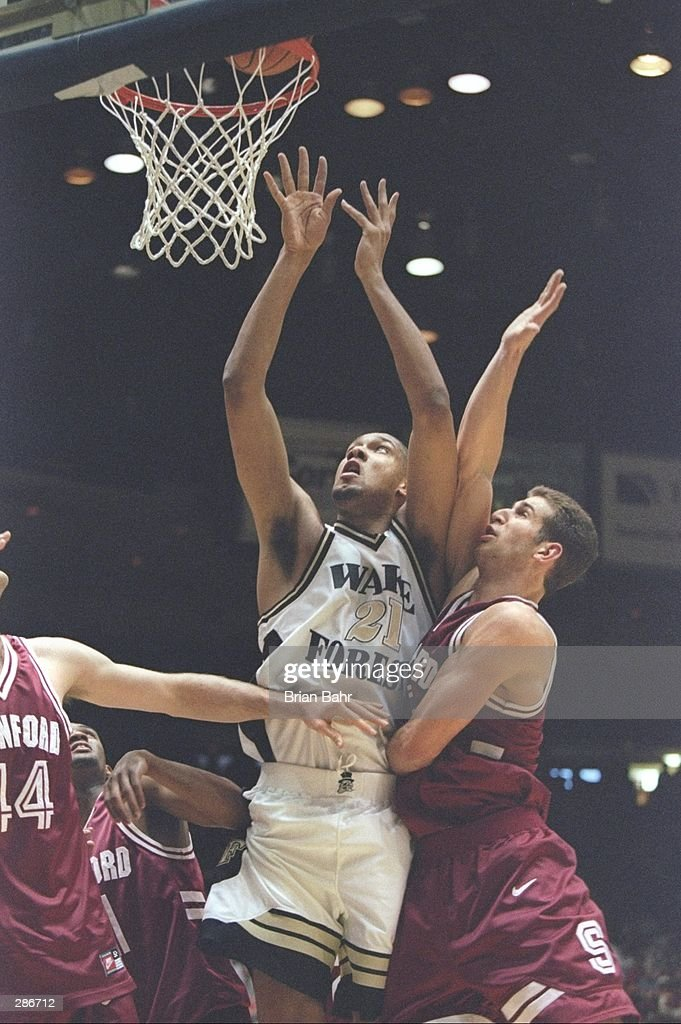 Stanford V Wake Forest : News Photo