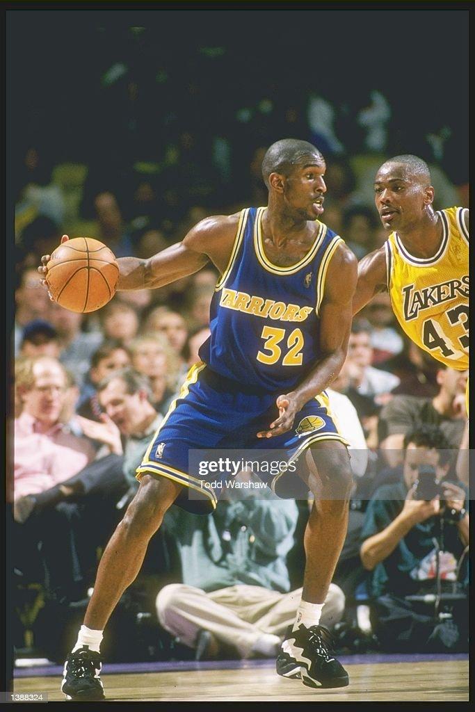 Warriors V Lakers : News Photo