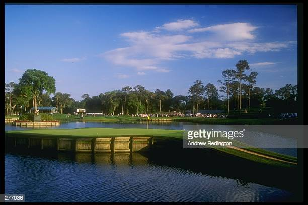 General view of the Players'' Championship at the TPC at Sawgrass in Ponte Vedra Beach Florida Mandatory Credit Andrew Reddington /Allsport