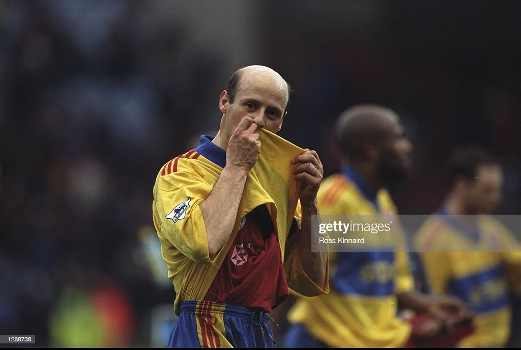 Crystal Palace Coach Attilio Lombardo : News Photo