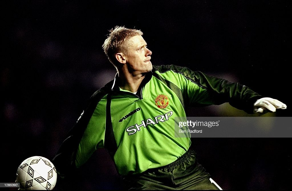 Peter Schmeichel : News Photo