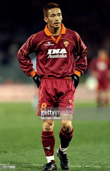 Hidetoshi Nakata Pictures | Getty Images