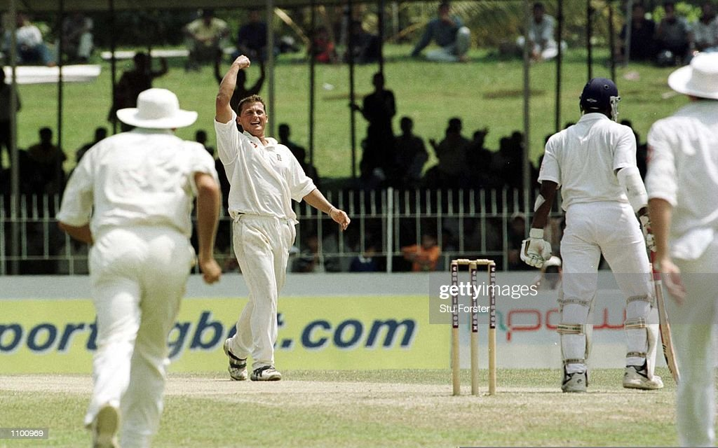 Sri Lanka v England : News Photo