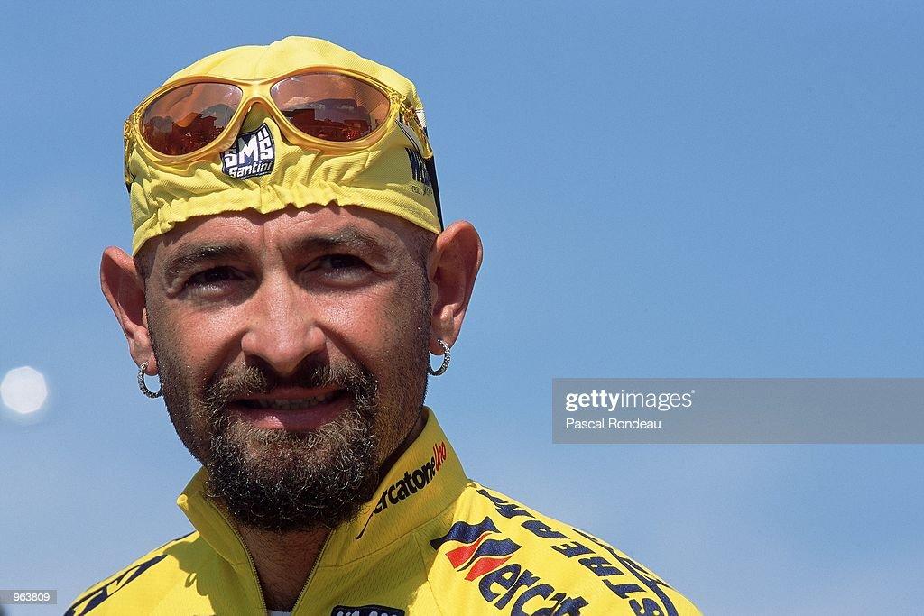 Marco Pantani : Nachrichtenfoto