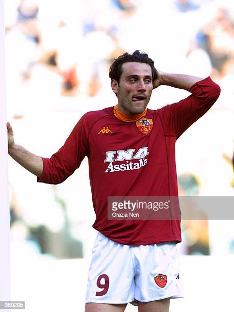 Vincenzo Montella during a Serie A 22th Round League match between Roma and Brescia played at the Olympic stadium Rome Giampiero Sposito / GRAZIA...