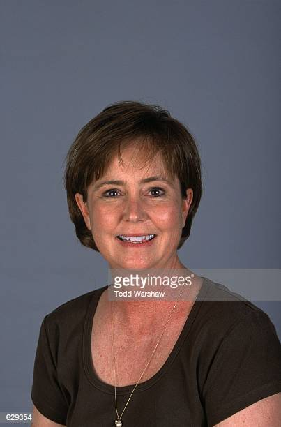 WUSA National Grassroots Marketing Consultant Kit Simeone poses for a studio portrait at the Arco Olympic Training Center in Chula Vista...