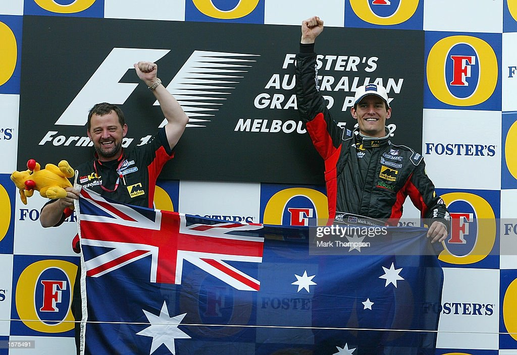 Australian F1 GP : News Photo