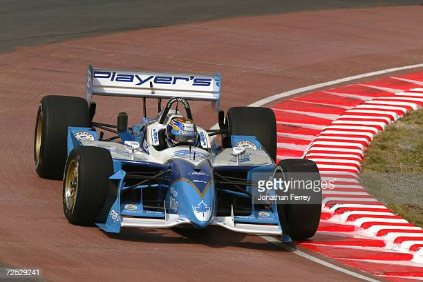 Patrick Carpentier driving the Players Forsythe Racing Ford Reynard during the Tecate Telmex Grand Prix of Monterrey, round 1 of the CART FedEx...