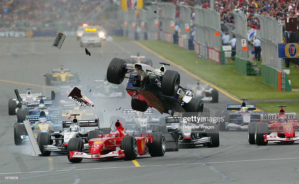 Australian F1 GP : News Photo