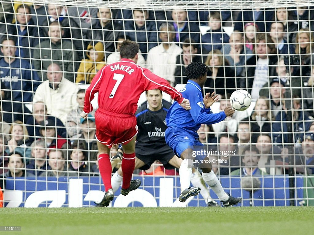 Liverpool v Chelsea X : News Photo