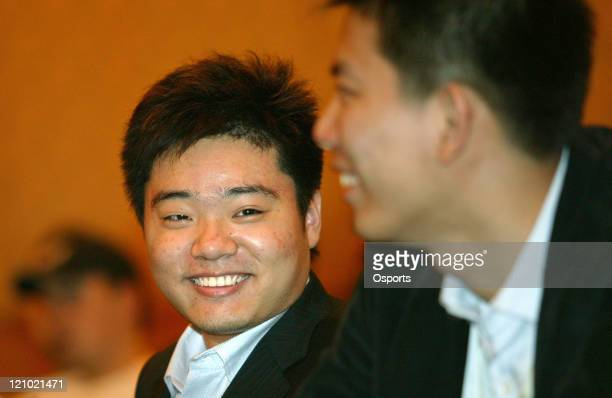 Mar 25 Beijing Chinese snooker star Ding Junhui attends a press conference for the 2007 World Snooker China Open The 2007 World Snooker China Open...
