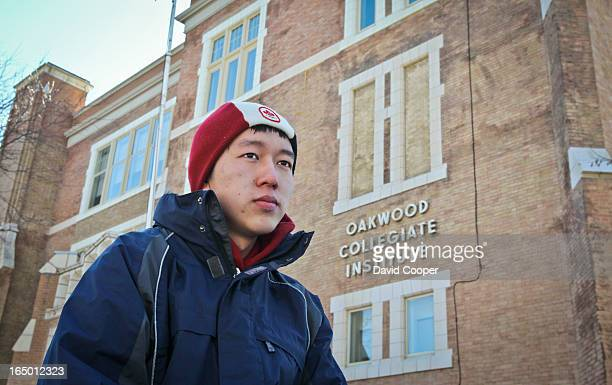 Mar 27 2011 Henry Che a grade 12 student at Oakwood is upset that Oakwood Collegiate Institute is targeted by the TDSB to be turned into an...