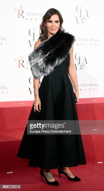 Mar Flores attends the '20th anniversary gala' photocall at Royal Theatre on November 2 2017 in Madrid Spain