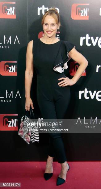 Mar Regueras attends 'Corazon' TV Programme 20th Anniversary at Alma club on June 27 2017 in Madrid Spain