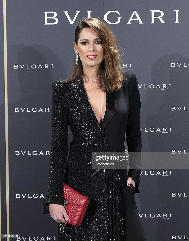 Bvlgari Presents 'Bvlgari Y Roma' Exhibition in Madrid