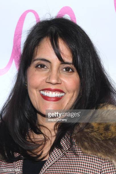 Mar Yvette attends the URBAN2020 Fabrice Spies Benefiting STOP Trafficking of People on December 13 2018 in Los Angeles California