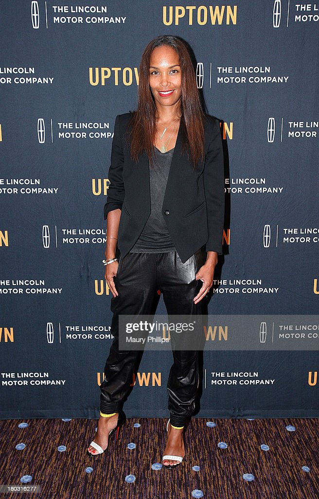Mara Brock Akil attends The Journey Gala hosted by Bevy Smith at The Beverly Hilton Hotel on September 10, 2013 in Beverly Hills, California.