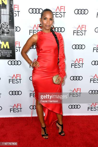 """Mara Brock Akil attends the """"Queen & Slim"""" Premiere at AFI FEST 2019 presented by Audi at the TCL Chinese Theatre on November 14, 2019 in Hollywood,..."""