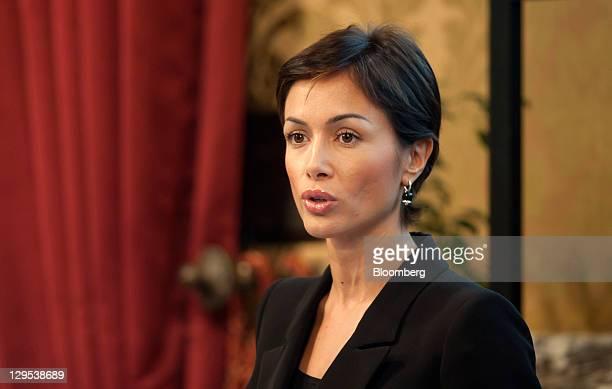 Mara Carfagna Stock Photos And Pictures