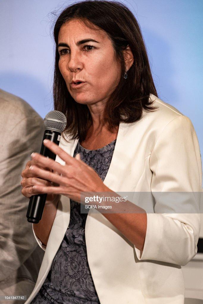 Hasil carian imej untuk Maria Jesus Almazor, CEO of Telefonica Spain