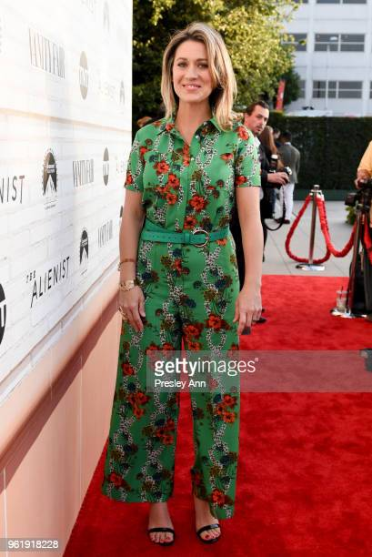 Mara LePereSchloop attends Emmy For Your Consideration Red Carpet Event For TNT's The Alienist Red Carpet at Wallis Annenberg Center for the...