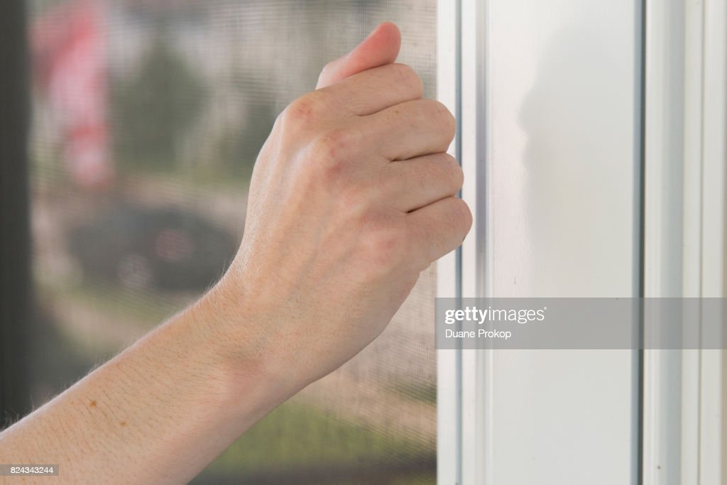 Mara Mulvihill knocks on a door while taking part in a MoveOnorg Neighborhood Listening Project Healthcare & Healthcare Door Knocking Canvass Stock Photos and Pictures   Getty ...
