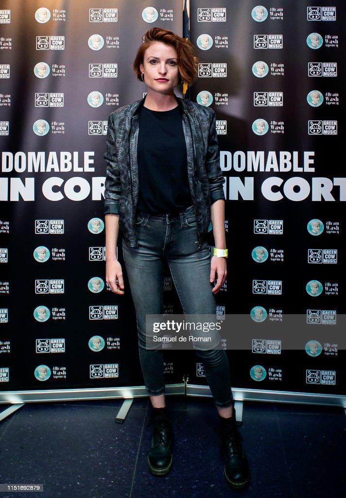 ESP: Celebrities Atten Lin Cortes Concert In Madrid