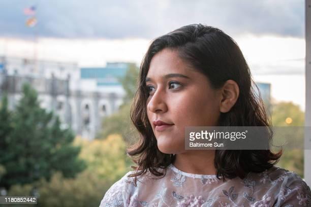 María Perales Sánchez de 24 años y residente en Baltimore es una beneficiaria de DACA que demandó a la administración Trump por su intento de...
